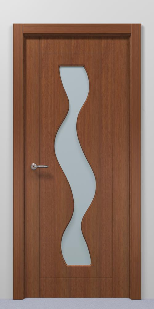 Межкомнатная дверь Модель El-12 серия Elegance