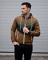 Мужская стильная ветровка (3 цвета)