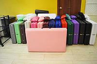 Кушетка для массажа / Кушетка массажная с вырезом для лица. 185х60 см. Эко-кожа Италия, Люкс