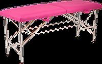 Кушетка массажная переносная / Кушетки и массажные столы. 185х60 см. Эко-кожа Польша, Стандарт