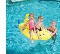 детская надувная лодка, фото Sevenmart