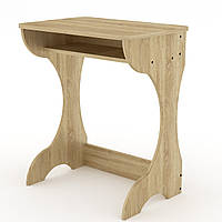 Письменный стол для школьника. Письменный стол маленький. Юниор: ш:  640 мм. в: 750 мм г: 440 мм