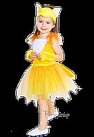 Детский карнавальный костюм Лисички Код 84101