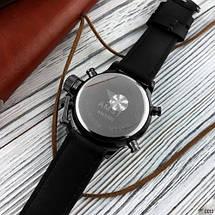 Качественные мужские армейские наручные часы AMST 3003 All Black .Оригинал, фото 3