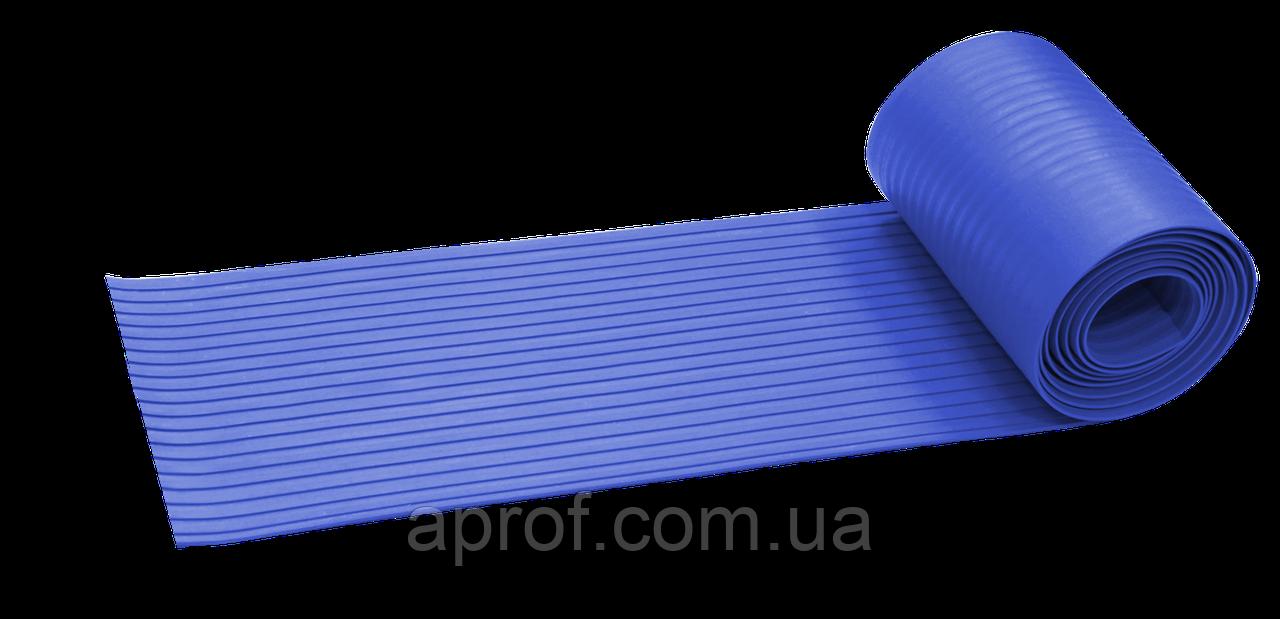 Лента противоскользящая резиновая (300х19,5 см), Синяя
