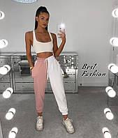 Женские спортивные штаны на резинках, фото 1