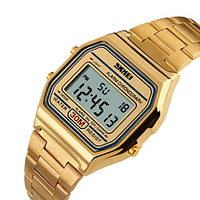Женские Оригинальные наручные часы Skmei 1123 Gold