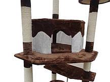 Когтеточка, домик, дряпка для кошек B89, фото 2