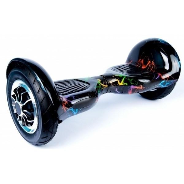 ГИРОСКУТЕР SMART BALANCE PREMIUM PRO10 дюймов Wheel Цветная молния TaoTao APP автобаланс, гироборд Гіроскутер