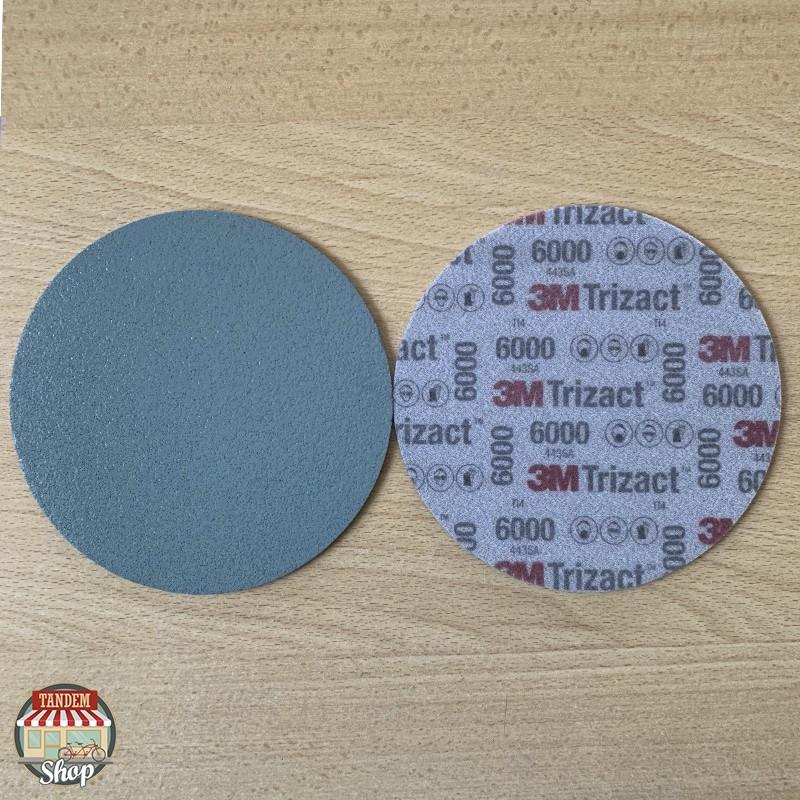 Круг полировальный абразивный 3M Hookit™ Trizact™ P6000