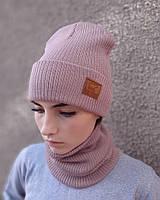 Демисезонные женские шапки