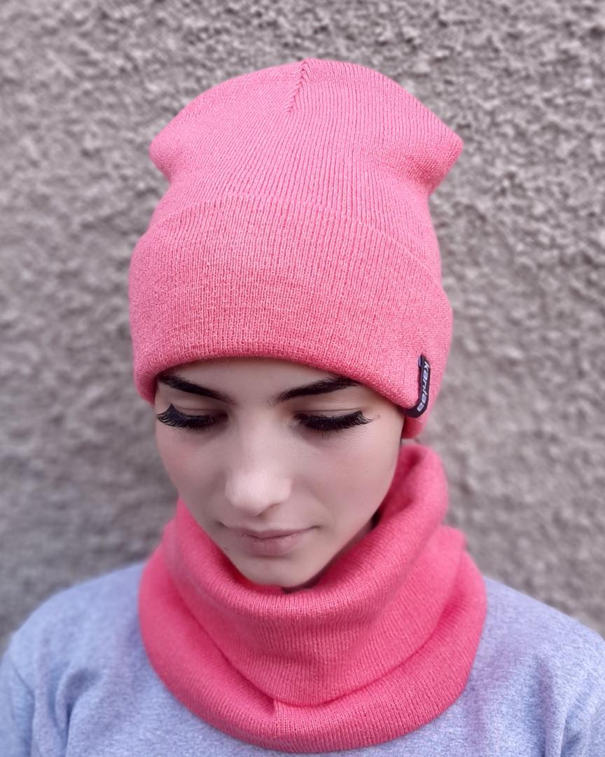 Вязанные женские шапки. Шапки beanie