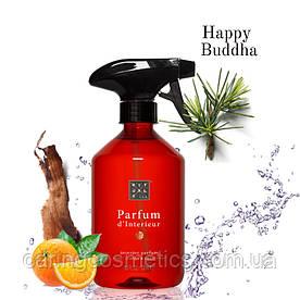 """Rituals. Парфюмированный спрей для интерьера """"Happy Buddha"""". Parfum d´Interieur. Нидерланды. 500мл"""