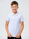 Футболка-поло для мальчика Смил 114733  6 - 14 лет, фото 3