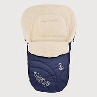Зимний конверт Baby Breeze 0306 Синий 10-0306-7-306, КОД: 292979