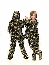 Костюм детский для мальчиков Лесоход камуфляж Вельвет, фото 3