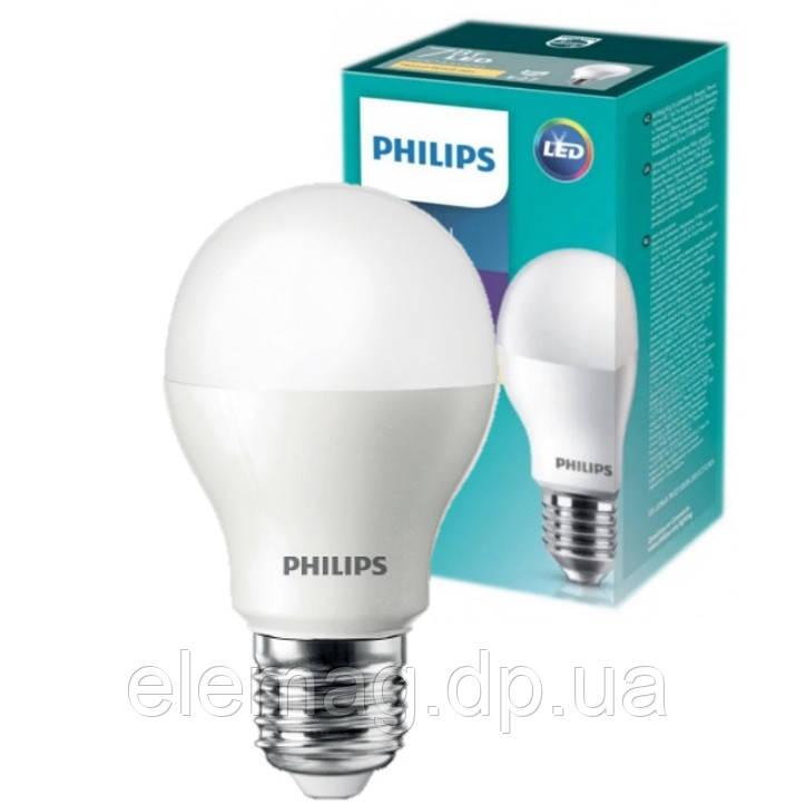 9W E27 6500K Лампа светодиодная Philips ESS LED Bulb
