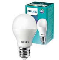 9W E27 6500K Лампа светодиодная Philips ESS LED Bulb, фото 1