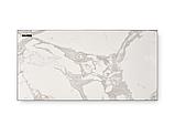 Керамическая тепловая электрическая ИК панель Теплокерамик ТСМ 600 мрамор 692179, фото 2