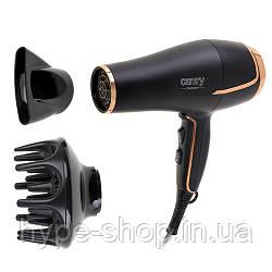 Фен сушилка для волос Camry CR 2255 с диффузором, мощность  2200W