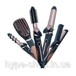 Набор для укладки волос Camry CR 2024 комплекс 5-в-1