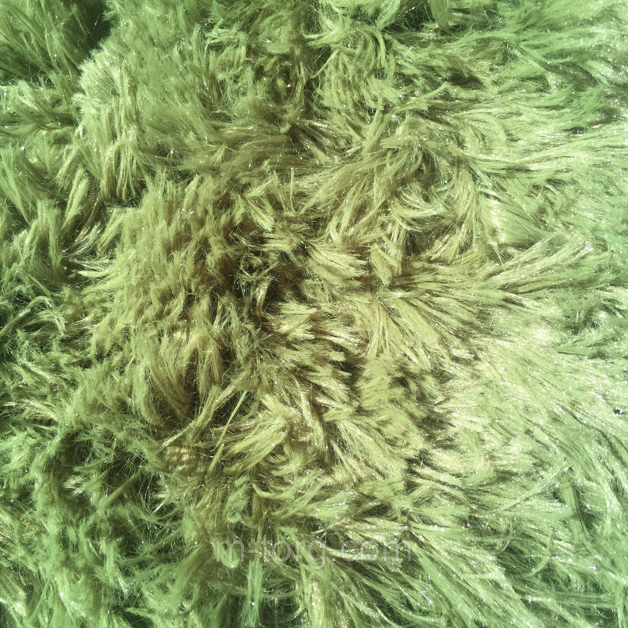 """""""зеленый"""" пушистый плед """"травка"""" евро размер 220*240 см"""