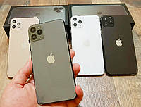 """IPhone 11 PRO MAX 4G/5G 6.5"""" 6Гб/512Гб 8Мп/12Мп Face ID Android 9.0 iOS 13"""