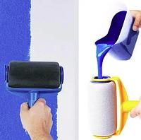 Комплект малярских валиков Paint Roller с резервуаром для краски