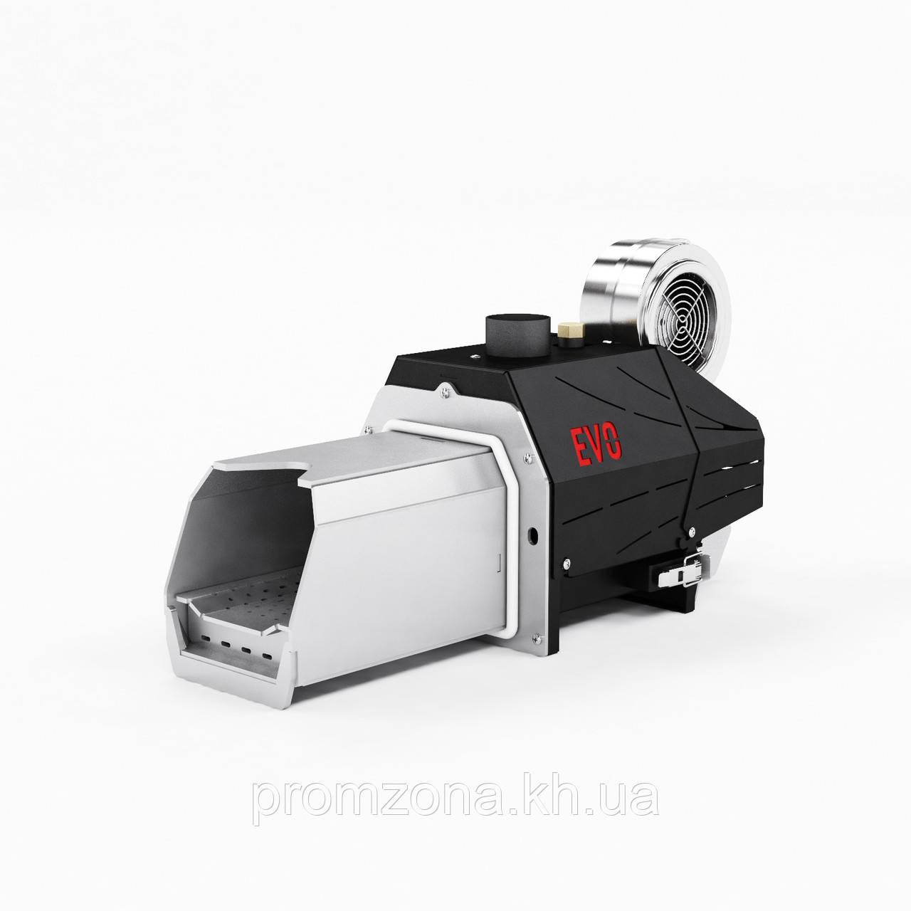 Пеллетная горелка OXI EVO 52 кВт