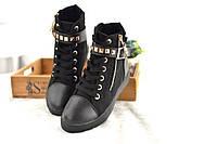 Стильные высокие кроссовки., фото 1