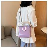 Женский клатч сумка НОВЫЙ стильный сумка для через плечо Ручные сумки только ОПТ, фото 5