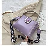 Женский клатч сумка НОВЫЙ стильный сумка для через плечо Ручные сумки только ОПТ, фото 3