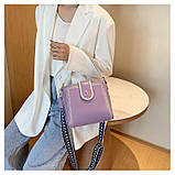 Женский клатч сумка НОВЫЙ стильный сумка для через плечо Ручные сумки только ОПТ, фото 4