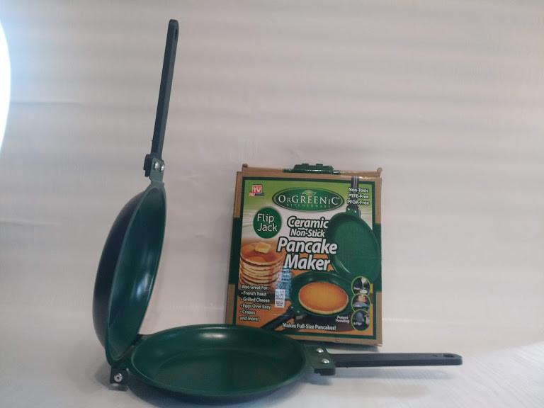 Двухсторонняя сковорода для приготовления блинов и панкейков Pancake Maker, Сковородки