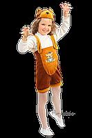Детский карнавальный костюм Медведя Код 84122