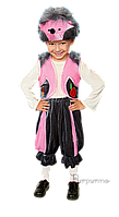 Детский карнавальный костюм Ежика Код 9405