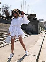 Легке і ніжне плаття в розмірі S-L