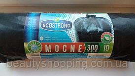 Пакеты для мусора Ecostrong 300л 10шт Польша