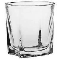 Набор низких стаканов 280 мл 6 шт Flat Bohemia 20210/00000/280