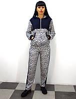 Стильный спортивный костюм женский модный 2020 Вегас ( Штрихи )