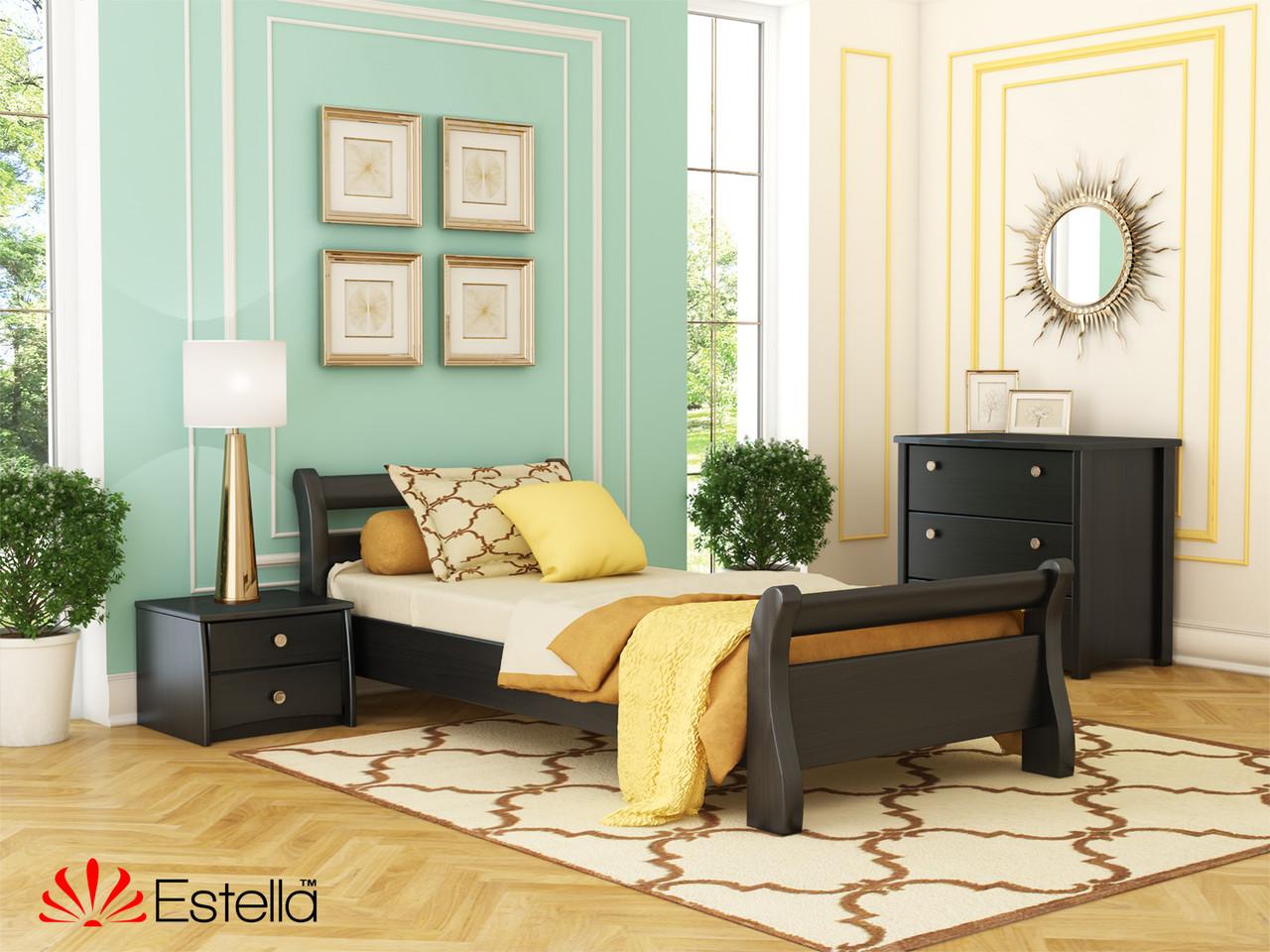Ліжко «Діана» Односпальне ТМ Естелла