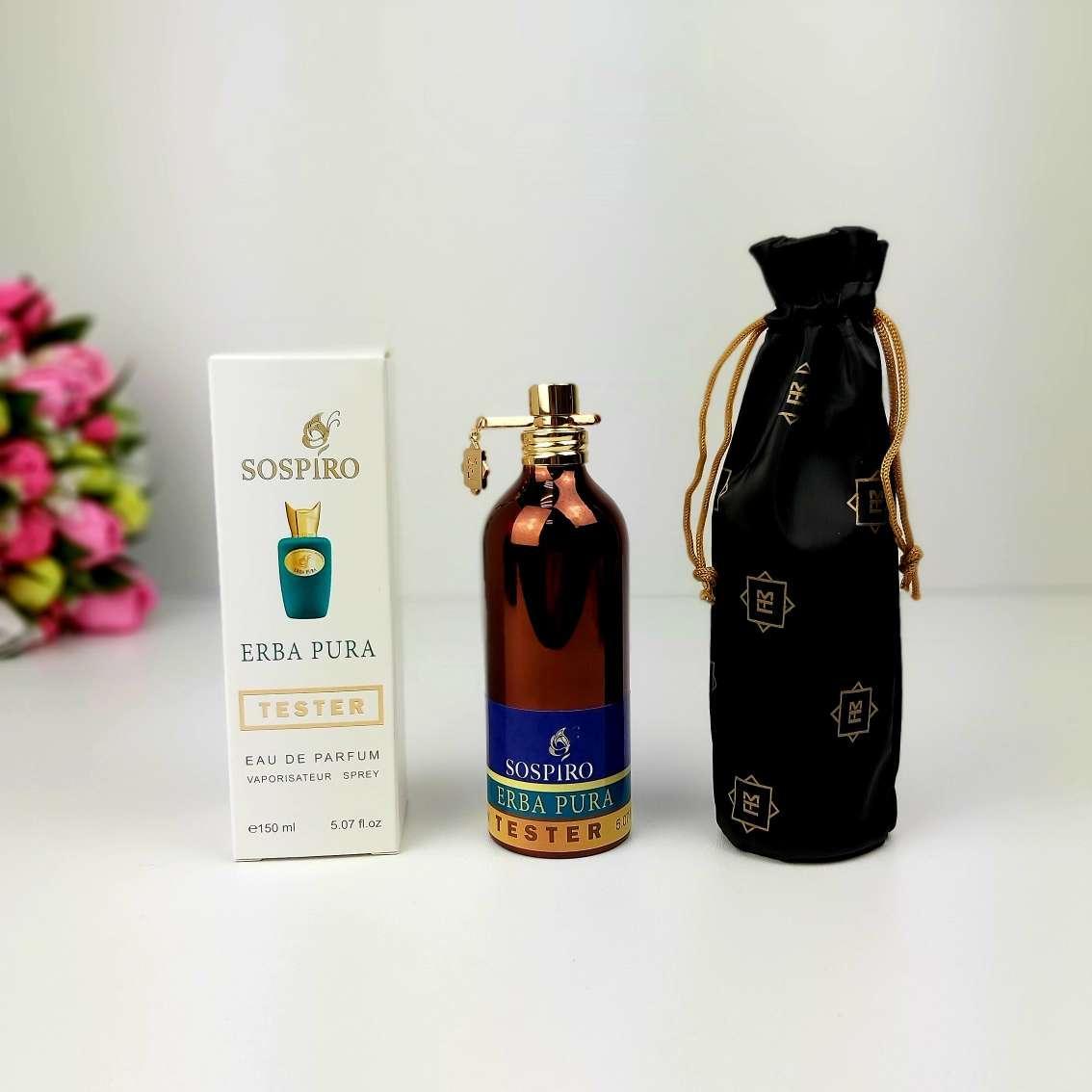 Парфюмированная вода Saspiro Perfumes Erba Pura 150 мл копия