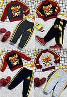 Детский спортивный костюм А), фото 1