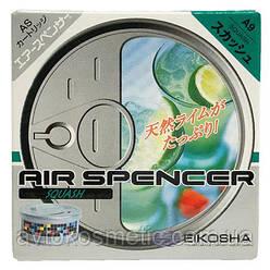 Eikosha Airspencer SQUASH - меловой ароматизатор