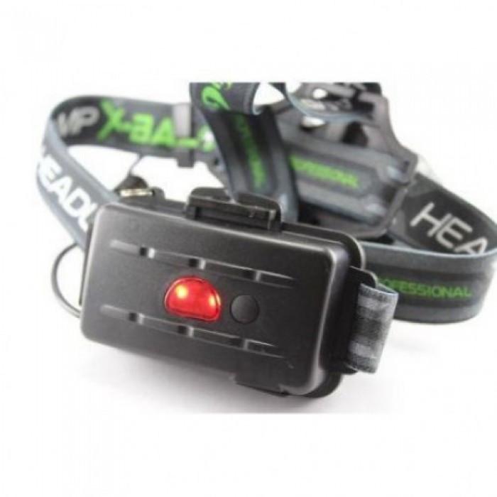 Налобный фонарь BL POLICE BL-T76 158000W T6 фонарик 1700 Lumen + УФНет в наличии 5