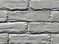 Резиновая форма КРЫМСКИЙ КИРПИЧ для декоративной гипсовой плитки. 1 форма = 0,17 м² за цикл заливки, фото 1