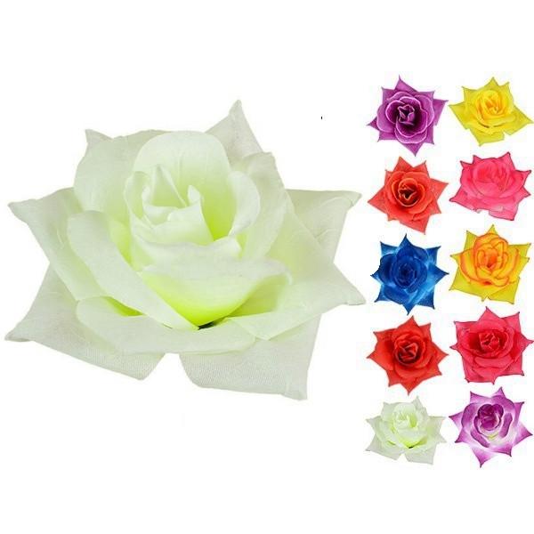 раскрытая роза