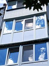 Французский балкон (установка и внутренняя отделка)