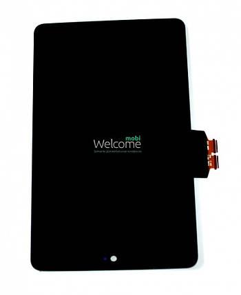 Модуль Asus Nexus 7 google, me370 black 1 поколение (2012) дисплей экран, сенсор тач скрин для планшета, фото 2