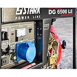 Генератор дизельный Stark DG 6500 LE, фото 6